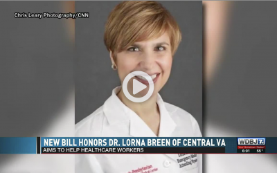 WDBJ CBS 7: Sen. Kaine honors late doctor from VA with new bill