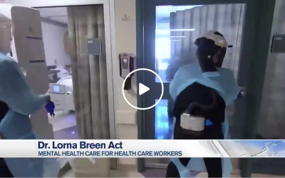NBC 29 News: Senator Tim Kaine reintroduces Dr. Lorna Breen Health Care Provider Protection Act