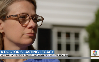Today Show: Family of Doctor who died by suicide amid pandemic share nor her legacy
