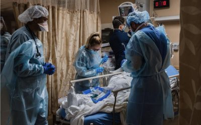 Forbes: Covid-19 Pandemic Leaving Doctors Burnt Out, Yet Study Shows Obstacles To Help