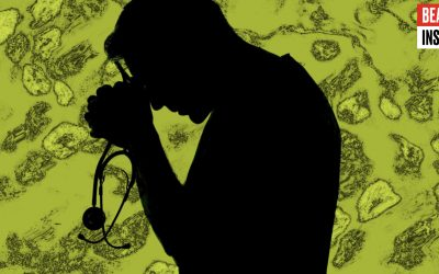 Daily Beast: Doctors Are Hiding Mental Health Struggles. Here's One Reason Why.