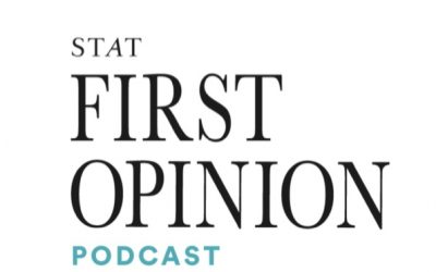 STAT First Opinion Podcast: Healing the healers: An advocate and a psychiatrist on clinicians' mental health and burnout