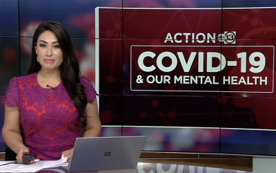 ABC 13: Mental health cases continue to increase among Houston-area residents as COVID surge continues