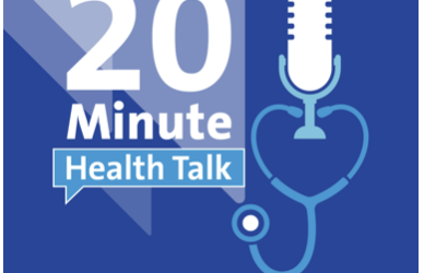 20 Minute Health Talk: Suicide prevention in health care workers